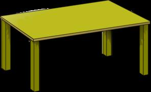 Tabl clipart clipart transparent download Gold Table Clip Art at Clker.com - vector clip art online ... clipart transparent download