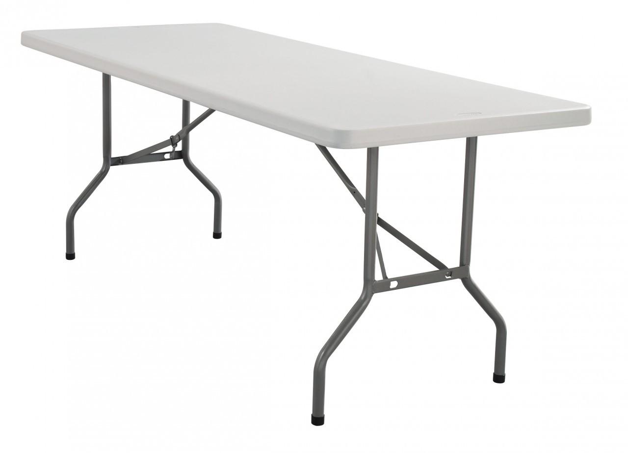 Table clipart 30 x 30 clipart transparent download 8'x30'' Plastic Folding Banquet Table Wholesale | EventStable.com clipart transparent download