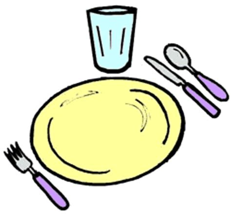 Table setter clipart clip royalty free stock Table Setting Clipart Clipground, Clip Art Dinner Table ... clip royalty free stock
