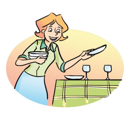 Table setter clipart clip art download Clip Art Table Setting Clipart - Clip Art Library clip art download