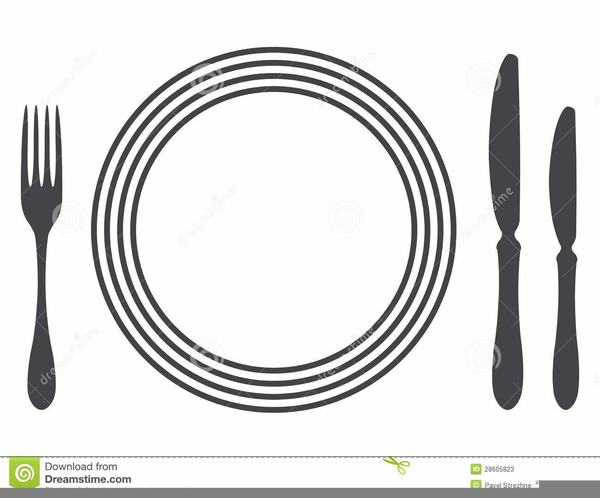 Table setting large clipart picture transparent library Table Place Setting Clipart | Free Images at Clker.com ... picture transparent library