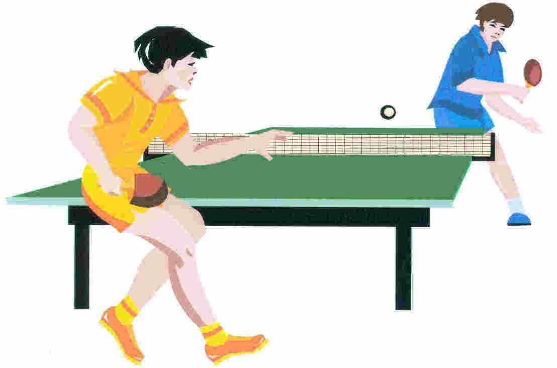 Table tennis images clipart svg library Tournaments - Sunrise Table Tennis Club svg library