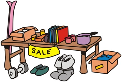 Table top sale clipart jpg download Old Low Light Table Top Sale. Old Low Light jpg download