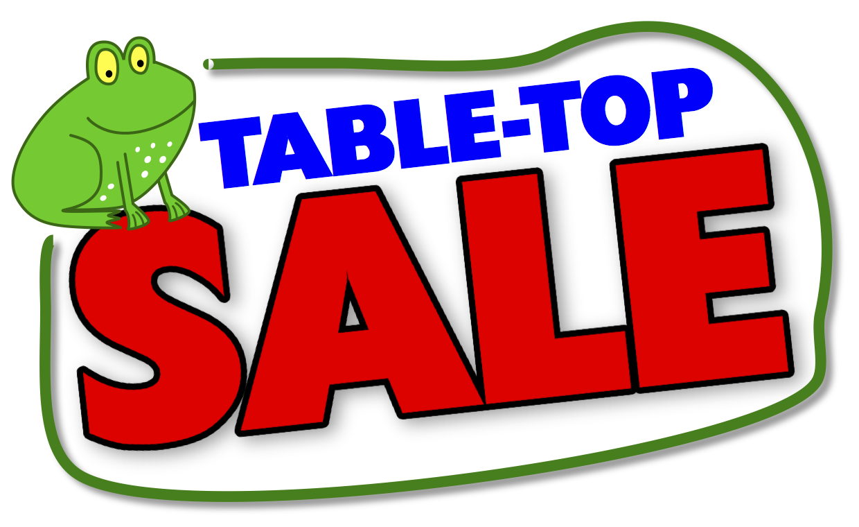 Table top sale clipart jpg royalty free library Rottingdean Whiteway Centre Table-Top Sale #59208 ... jpg royalty free library