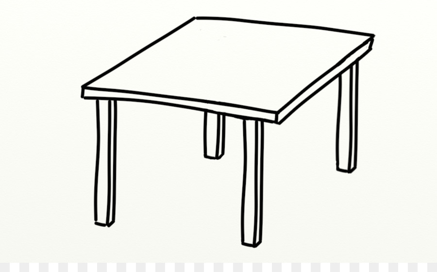 Tables clipart black and white png free stock Rectangle Table Png Black And White & Free Rectangle Table ... png free stock