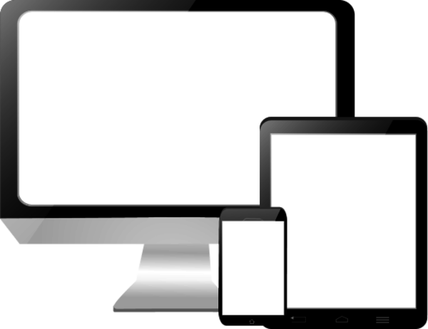 Tablet stand clipart black and white stock Ipad Clipart Black And White | Free download best Ipad ... black and white stock