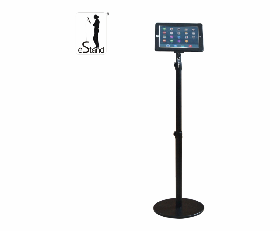 Tablet stand clipart picture library library Estand Br25007 Flexible Tablet Free Floor Stand Telescopic ... picture library library
