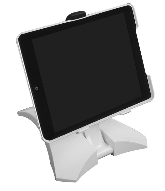 Tablet stand clipart graphic transparent download Download modern series abs tablet stand suitable for ipad ... graphic transparent download