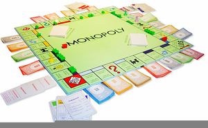 Tabletop game clipart png library Monopoly Board Game Clipart Free | Free Images at Clker.com ... png library