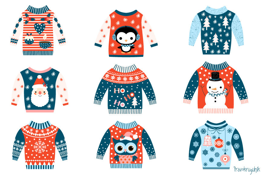 Tacky holiday sweater clipart clip royalty free download Tacky Christmas sweater clipart, Ugly Christmas sweaters ... clip royalty free download