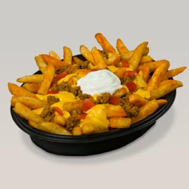 Taco bell nacho fries clipart image black and white library Taco Bell Menu Madness 2018 image black and white library