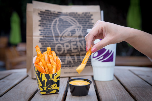 Taco bell nacho fries clipart image Are Taco Bell\'s new Nacho Fries, available today, better ... image