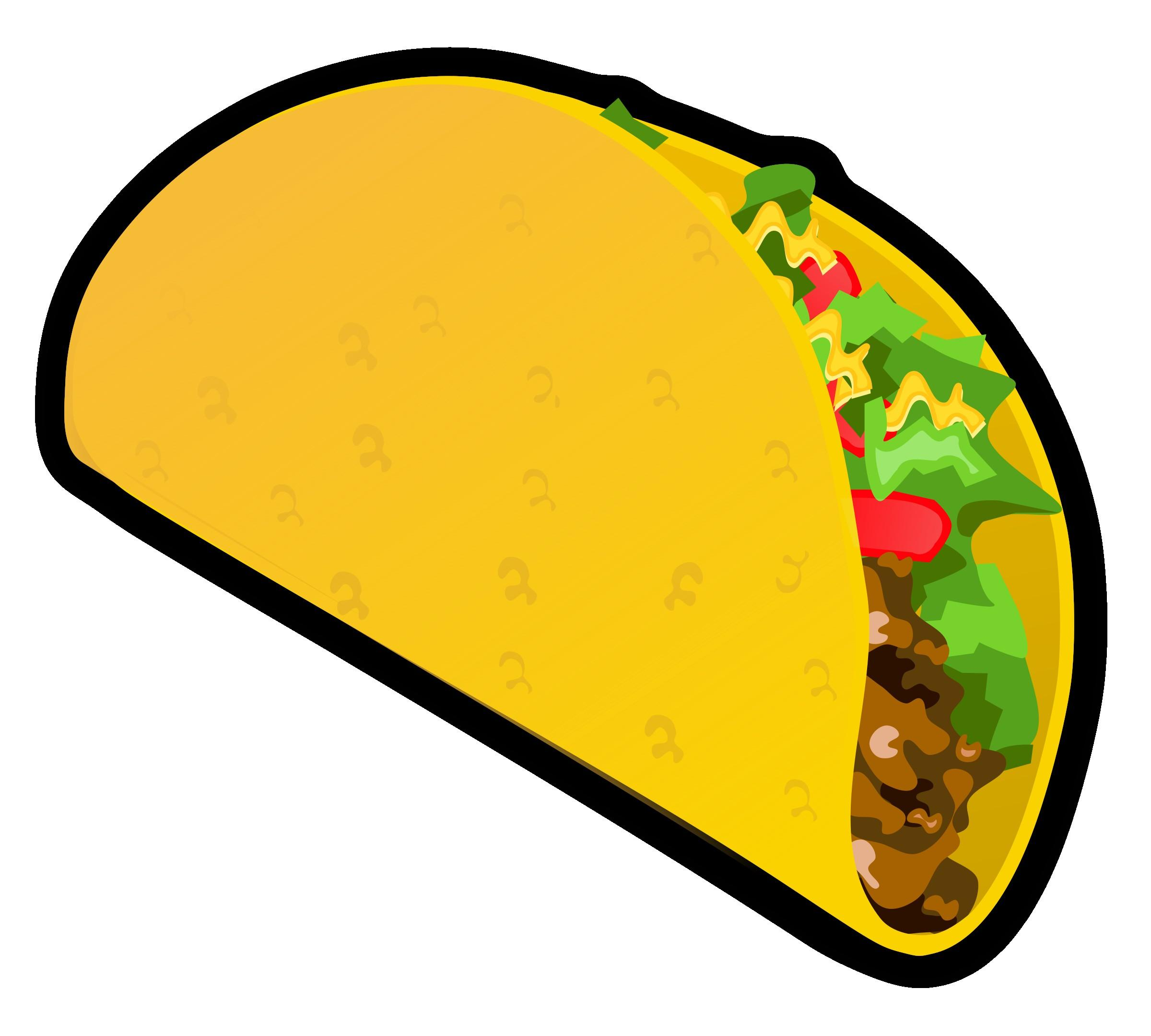 Taco clipart free freeuse download HD Soft Taco Clipart Design » Free Vector Art, Images ... freeuse download