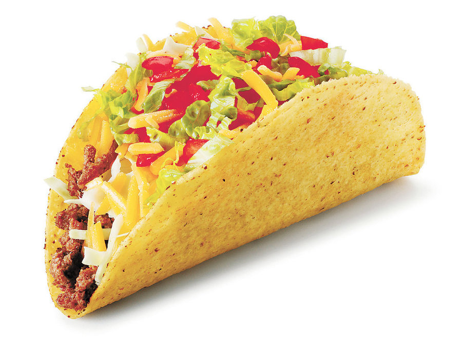 Taco shell clipart image Food png clipart free download image