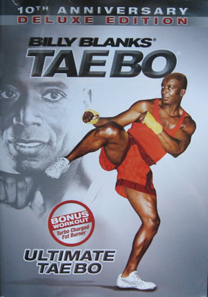 Tae bo clipart clip library library Tae Bo Ultimate by Billy Blanks Health, Fitness, Excercise ... clip library library