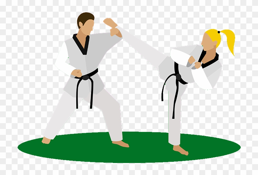 Taekwondo pictures clipart clip royalty free download Taekwondo Clipart (#638549) - PinClipart clip royalty free download