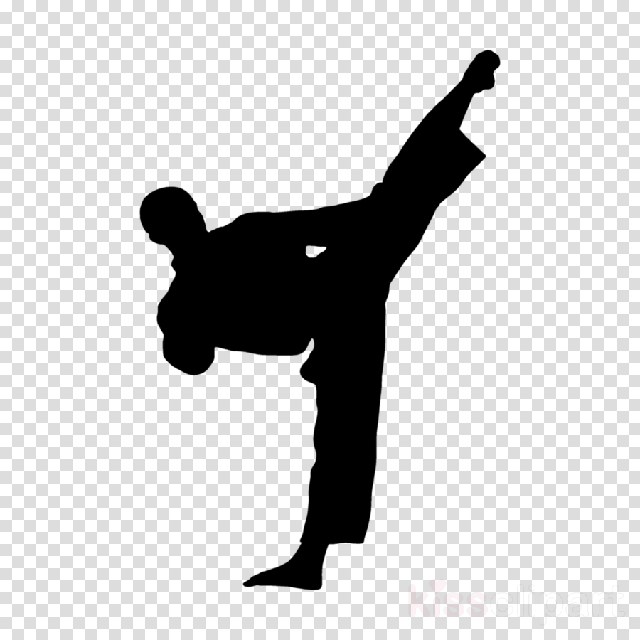 Taekwondo pictures clipart graphic freeuse Taekwondo Cartoon clipart - Taekwondo, Silhouette, Finger ... graphic freeuse