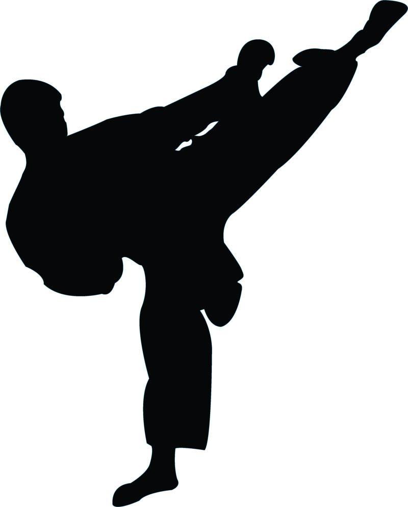 Taekwondo logo clipart clip art freeuse library Taekwondo kicks clipart 8 » Clipart Station clip art freeuse library