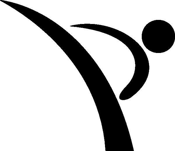 Taekwondo logo clipart vector Tkd Logo Clip Art at Clker.com - vector clip art online ... vector