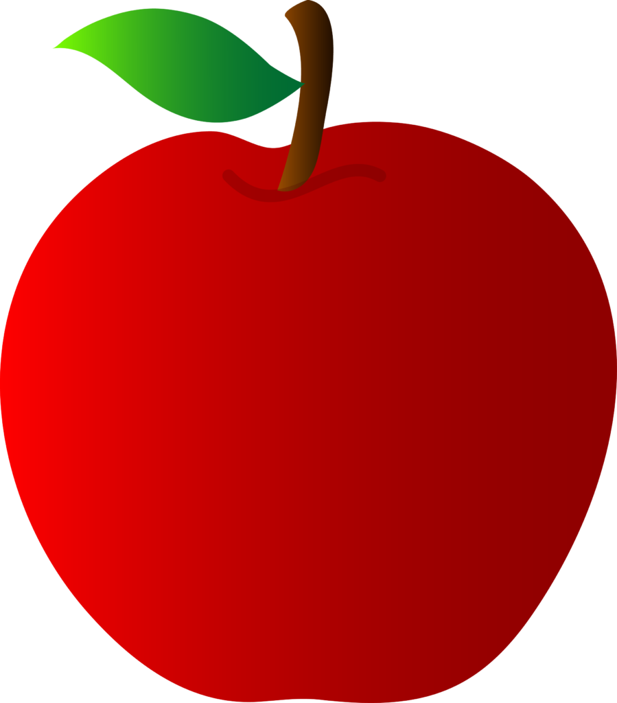 Taffy apple clipart image royalty free stock Teacher Apple Clipart Red 1 Free | typegoodies.me image royalty free stock
