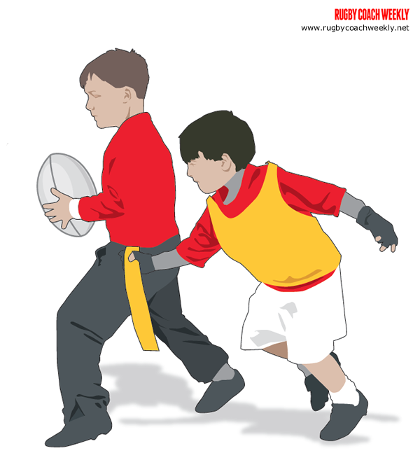Tag rugby clipart banner transparent download U7 U8 Mini Tag Rugby Refereeing and Game Coaching banner transparent download