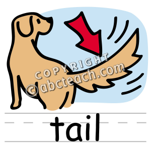 Tail clipart royalty free stock Tail Clip Art | Clipart Panda - Free Clipart Images royalty free stock