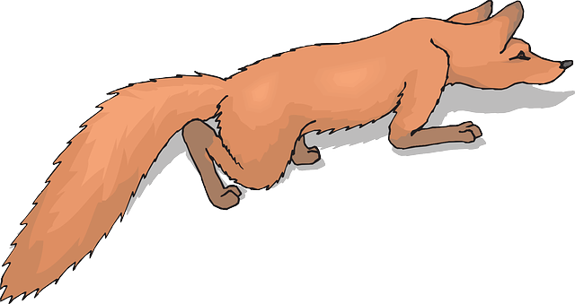 Tail clipart image freeuse Fox Tail Clipart image freeuse