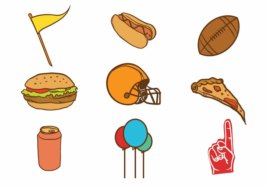 Tailgate food clipart clip library library Food png clipart free download clip library library