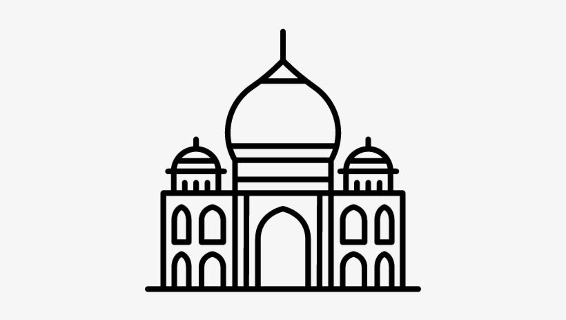 Taj mahal vector clipart svg free library Taj Mahal Vector - Taj Mahal Vector Png - Free Transparent ... svg free library