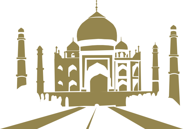 Taj mahal vector clipart clip art library Taj Mahal Roti Prata Clip Art at Clker.com - vector clip art ... clip art library
