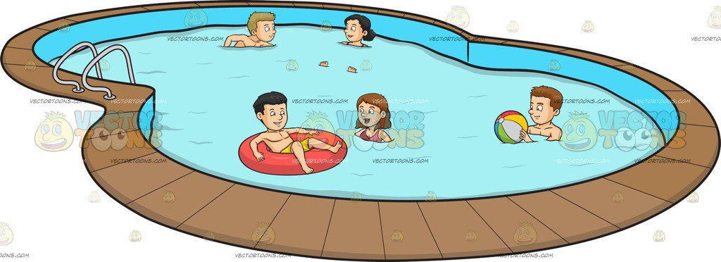 Take a dip swimming clipart image stock Picture Of A Swimming Pool | Free download best Picture Of A ... image stock