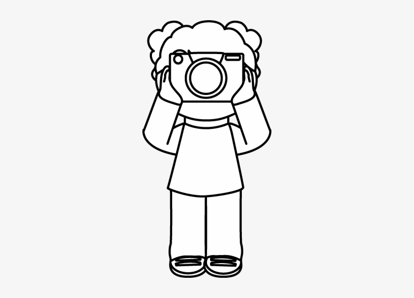 Take a picture clipart png Camera Clipart Black And White Free Clipart - Take A Photo ... png