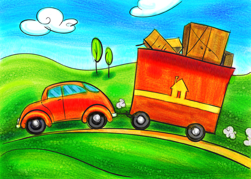 Take home message clipart clip art free library Friends Moving Away Clipart - Clipart Kid clip art free library