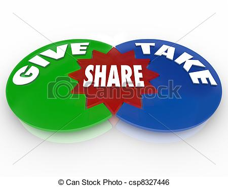 Take home message clipart graphic free stock Philanthropy Stock Illustrations. 1,004 Philanthropy clip art ... graphic free stock