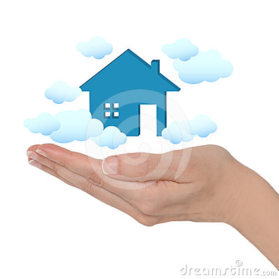 Take home message clipart vector library library Dream House Stock Photos, Images, & Pictures - 30,514 Images vector library library