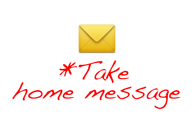Take home message clipart graphic free library Southern Ohio Seminar March 8th, 2014 graphic free library