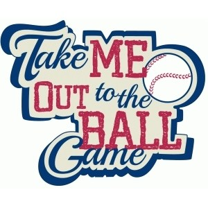 Take me out to the ballgame clipart image free download Take me out to the ballgame clipart 4 » Clipart Portal image free download