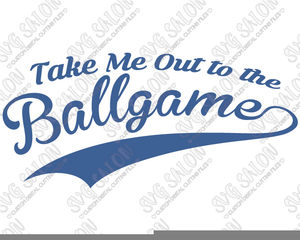 Take me out to the ballgame clipart clip art download Take Me Out To The Ballgame Clipart | Free Images at Clker ... clip art download
