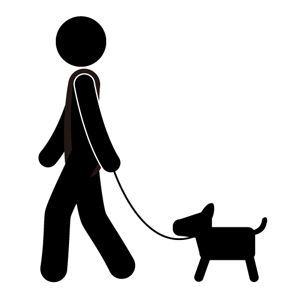Take your dog on a walk clipart stick jpg library library Dog Stick Figure Clipart | Free download best Dog Stick ... jpg library library