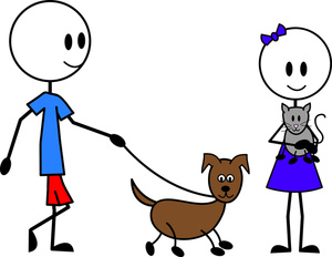 Take your dog on a walk clipart stick jpg freeuse Happy Stick Figure Clipart | Free download best Happy Stick ... jpg freeuse