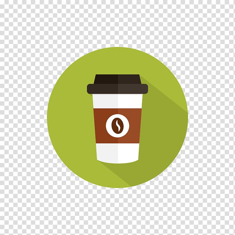 Takeaway coffee clipart vector free library Coffee Cafe Take-out Icon, Exquisite takeaway coffee icon ... vector free library