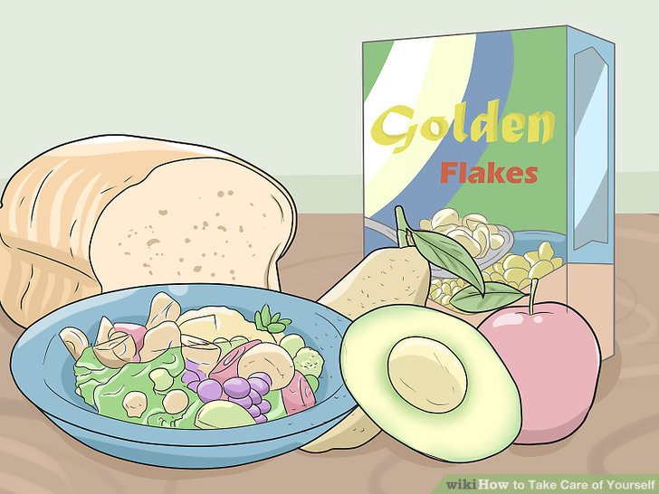 Taking care of books clipart clipart freeuse library How to Take Care of Yourself - wikiHow clipart freeuse library