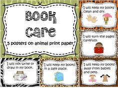 Taking care of books clipart image freeuse library 25 Best Book Care images in 2019   Book care, Library ... image freeuse library
