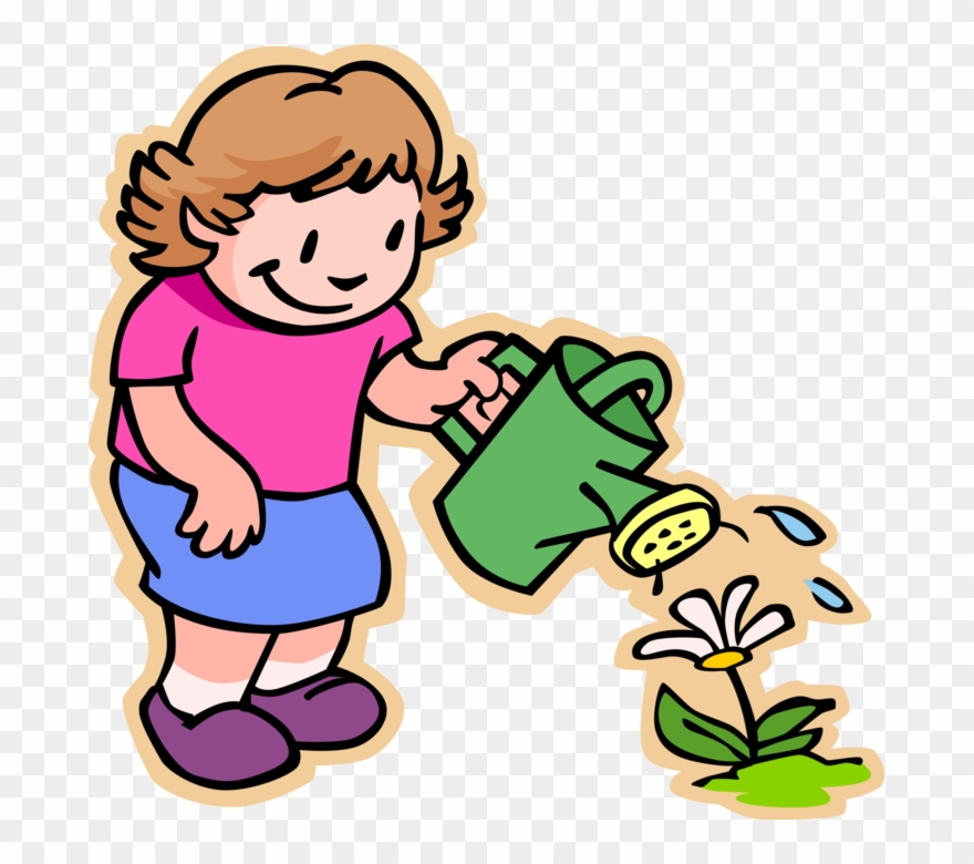 Taking care of everything clipart clipart free Vector Illustration Of Primary Or Elementary School - Taking ... clipart free