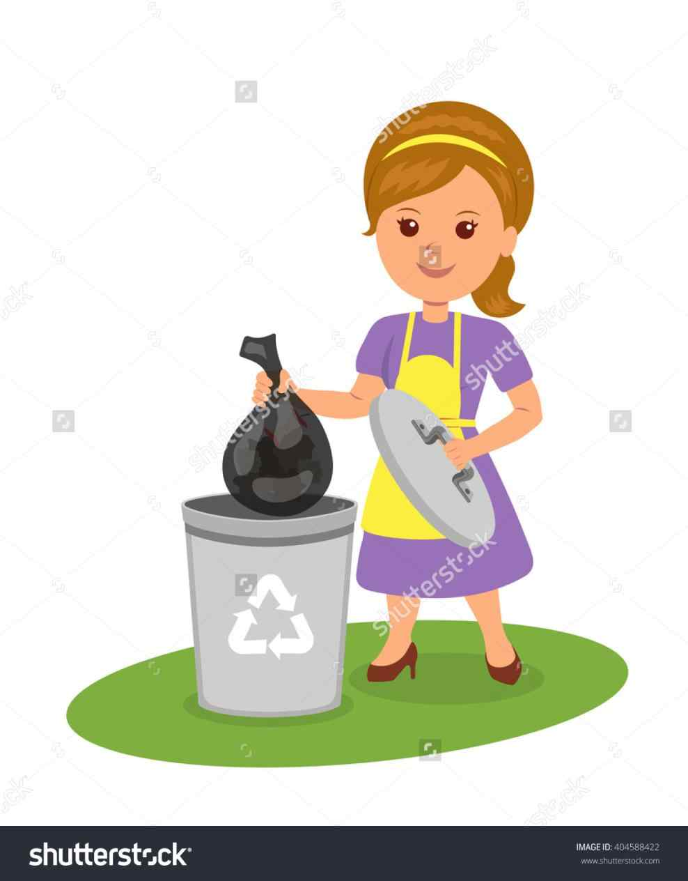 Taking out the garbage clipart clip art free library Take out the trash clipart 5 » Clipart Station clip art free library