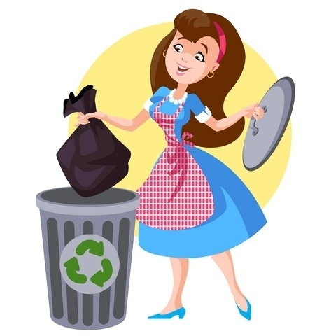 Taking out the garbage clipart picture free download Take Out Garbage Clipart | Letters Example for Take Out ... picture free download