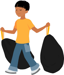 Taking out the trash clipart clipart royalty free stock taking out the trash - Google Search   Mi Casa   Parenting ... clipart royalty free stock