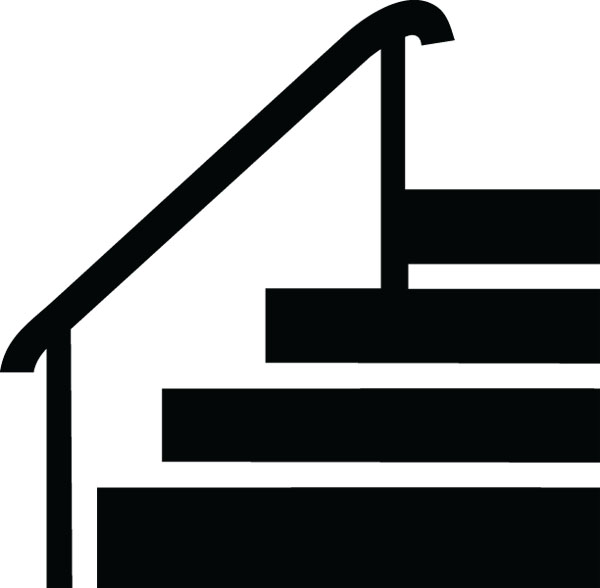 Taking steps black and white clipart transparent download Clipart Stairs & Look At Clip Art Images - ClipartLook transparent download