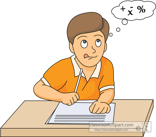 Teacher exam clipart free Test taking clipart 2 » Clipart Station free