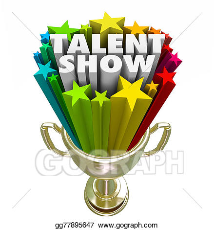 Talent show pictures clipart jpg free Clipart - Talent show trophy winner best performer contest ... jpg free